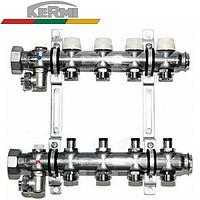 Коллектор для теплого пола KERMI Xnet FT-4