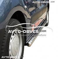 Подножки трубы для Peugeot Partner