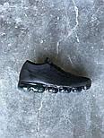Кроссовки Nike VaporMax Black. Топ качество! (Реплика ААА+), фото 2