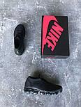 Кроссовки Nike VaporMax Black. Топ качество! (Реплика ААА+), фото 3