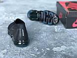 Кроссовки Nike VaporMax Black. Топ качество! (Реплика ААА+), фото 4