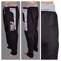 Cпорт штаны трехнитка флис F60