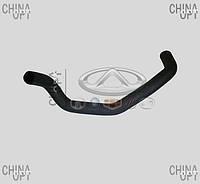 Патрубок радиатора охлаждения (нижний) Geely CK2 1602051180 Китай [аftermarket]