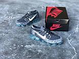 """Кроссовки Nike Air VaporMax """"Asphalt"""" Dark Grey. Топ качество! (Реплика ААА+), фото 4"""