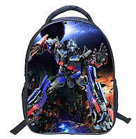Рюкзаки для мальчиков с рисунком Optimus Prime