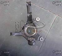 Поворотный кулак L (X7, EX7) Emgrand EX7 [1.8,X7] 1014012445 Китай [аftermarket]