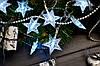 """Новогодняя гирлянда на батарейках из звезд """"Яркие моменты жизни"""""""