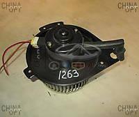 Мотор печки (Б/У) Chery Amulet [1.6,-2010г.] A11-8107027AB Китай [оригинал]