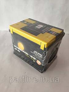 Аккумулятор Kinetic Hybrid 6СТ-60, пусковой ток 510En, габариты 242х175х190, гарантия 24 мес., стандарт класс