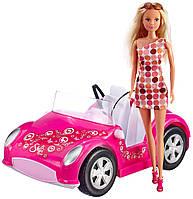 Кукла Штеффи на кабриолете Simba 5738332