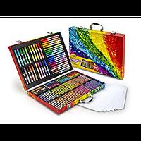 Crayola Набор в чемодане 140 деталей (140 Pieces)