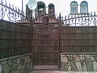 Кованая калитка 2700 грн.м.кв.