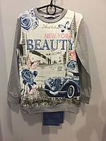 Демисезонный костюм для девочки подростка 10(134/140), фото 1