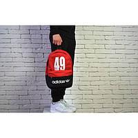 Рюкзак Adidas 1949 черно-красный