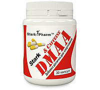 Стимулятор предтренировочный (DMAA 100 мг + Caffeine 200 мг) 1 капсула Stark Pharm