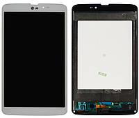 Дисплей для планшета LG G Pad V500 3G + Touchscreen Original White