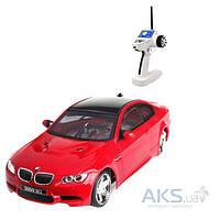 Игрушка на радиоуправлении Автомодель р/у 1:28 Firelap IW04M BMW M3 4WD Красный