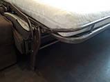 Раскладной диван ARGO с матрасом 160 см фабрика Alberta (Италия) , фото 9