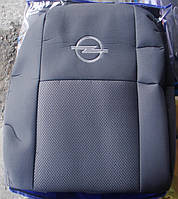 Автомобильные чехлы на сидения Opel Corsa 5 D c 2006 г (цел)