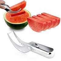 Нож для чистки и резки арбуза и тортов Watermelon Slicer Novita