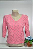 Стильная  летняя  женская футболка, фото 1