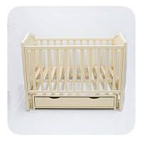 Дитяче ліжко Lux - Айворі