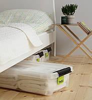Ящик Uno 25 литров под кровать Plast Team