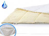 Наматрасник непромокаемый шерстяной с резинками по углах Carmela Waterproof Woollen