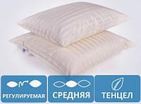Подушка антиаллергенная средняя Carmela Tencel