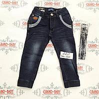 Детские джинсовые  штаны на мальчика оптом .FD KIDS ,Венгрия