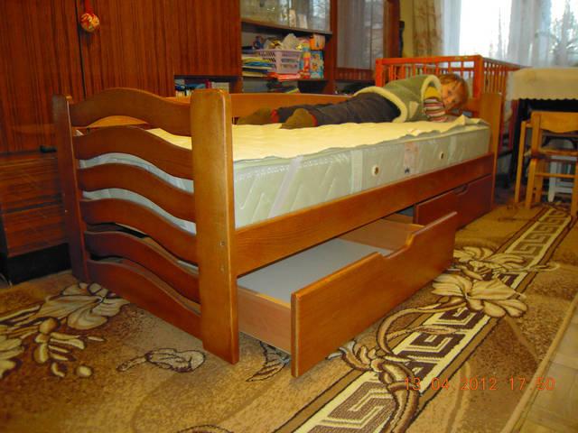 Ліжко дитяче Мікі Маус 2
