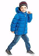 Куртка демисезонная рост 82, 104, 152  NANO для мальчика 2, 4, 14 лет ТМ Nanö F17 M 1251, фото 1