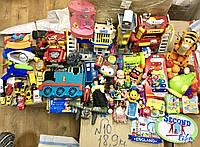 Игрушки пластик Англия секонд хенд, fisher price, chicco, kiddieland.