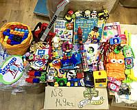 Игрушки пластик Ирландия секонд хенд, fisher price, chicco, kiddieland.