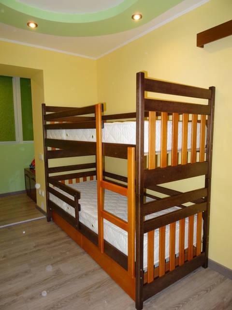 Ліжко Джері двоярусне