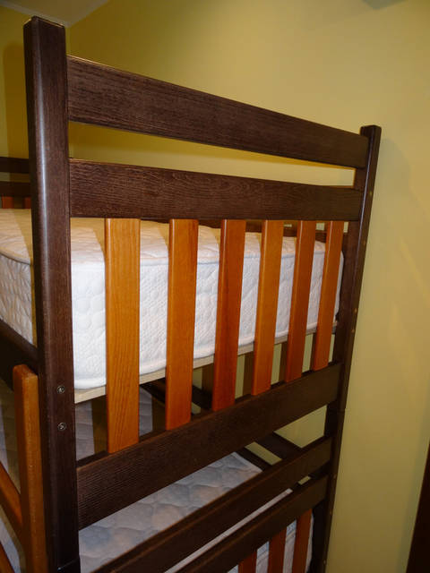 Ліжко Джері двоярусне 1