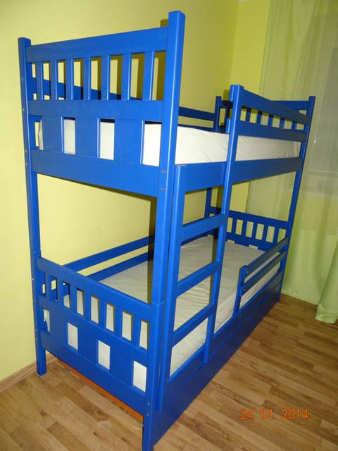 Ліжко в кольорі