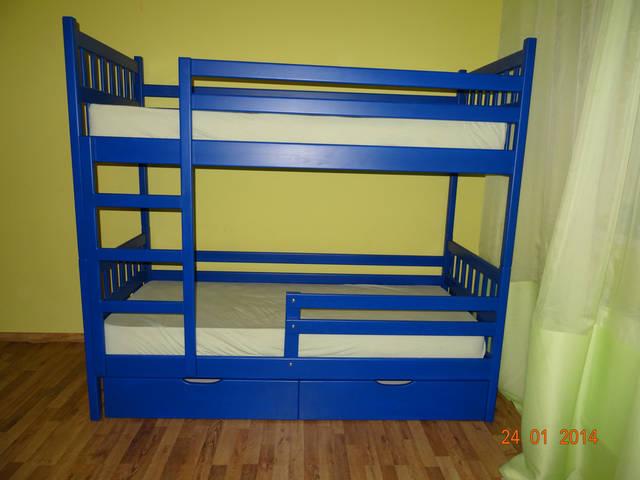 Ліжко двоярусне Чіп і Дейл 2
