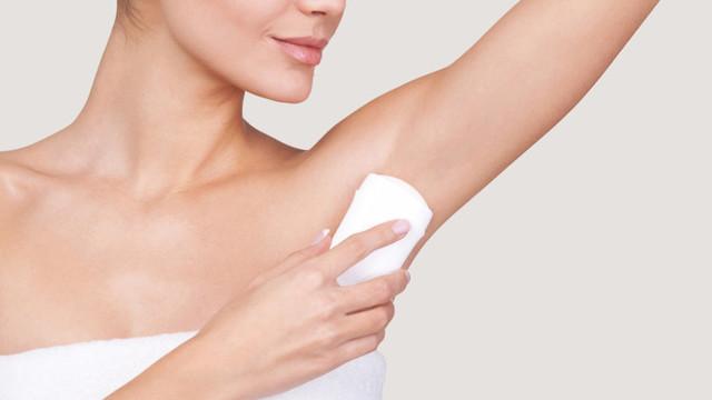 безопасный дезодорант