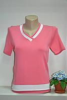 Летняя  стильная женская футболка, фото 1