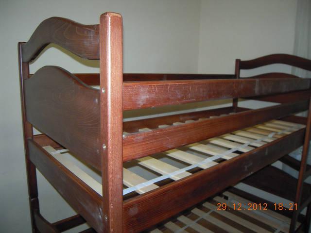 Ліжко двохярусне Вінні Пух 2