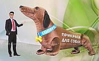 Надувная рекламная фигура собака