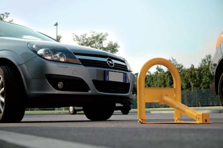 Автоматический парковочный барьер CAME Unipark (Италия)