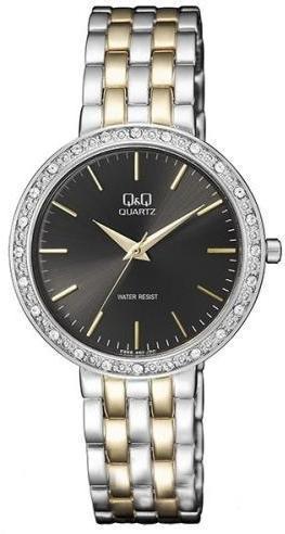 Наручные женские часы Q&Q F559-402Y оригинал