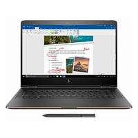 Ноутбук HP Spectre 15-BTO x360 Convertible Active Pen Core i7 512GB SSD 16GB 15.6in Touchscreen Backlit Keyboard