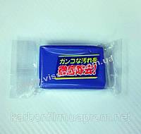 Глина для очистки кузова (голубая)