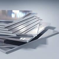 Плита алюминиевая 2017 Т4 (Д1Т) 60х1020х2020