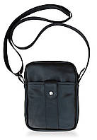Messenger black bag, мессенджер чёрный