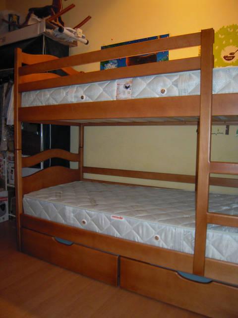 Ліжко двоярусне Вінні Пух 38