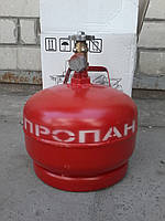 Балон газовий 5л, Білорусія з вентилем СБ-2
